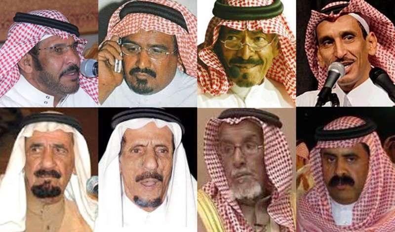 أسماء الشعراء السعوديين المعاصرين وبعض الأبيات الشعرية لهم