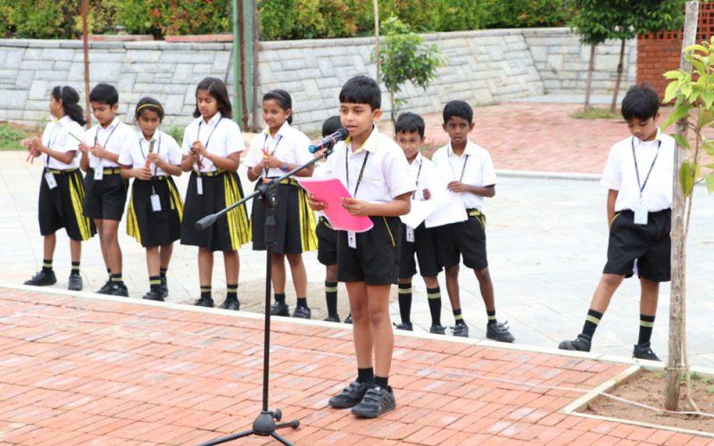إذاعة مدرسية جاهزة للمرحلة الابتدائية بداية من المقدمة إلى الخاتمة