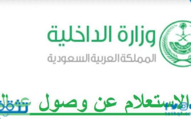 الاستعلام عن وصول عمالة جديدة .. الإبلاغ عن هروب العمالة المنزلية في السعودية