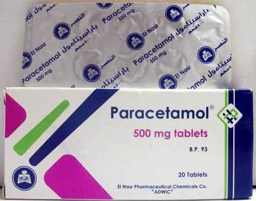 باراسيتامول 500 مجم دواعي الاستعمال ونصائح الأطباء عند استخدام الباراسيتامول