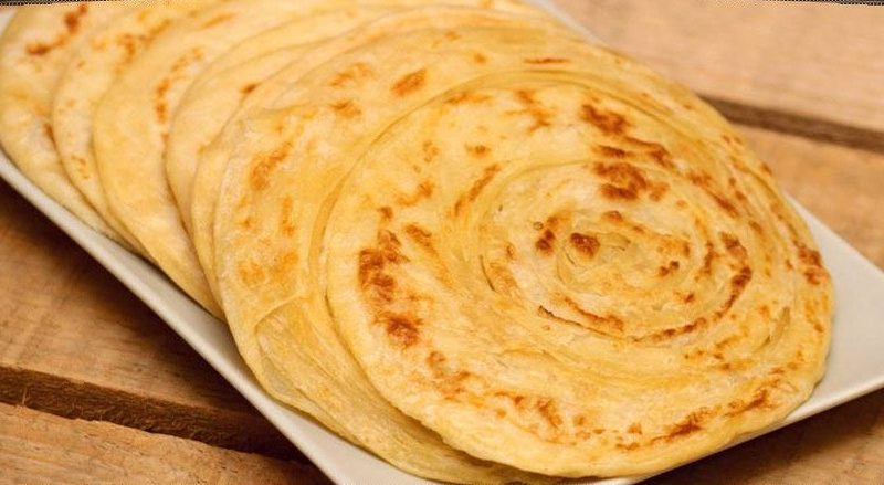طريقة عمل الخبز الهندي الشباتي المقرمش بالخطوات في المنزل