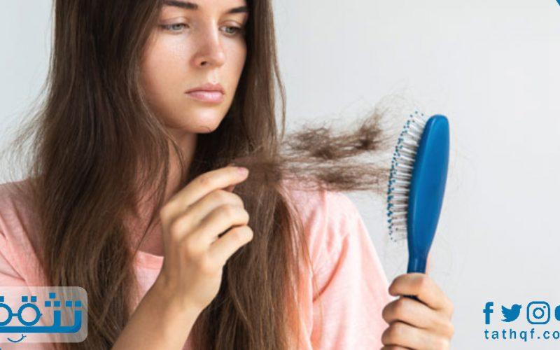 علاج تساقط الشعر الهرموني بطرق عديدة ومختلفة وأهم نصائح العناية بالشعر
