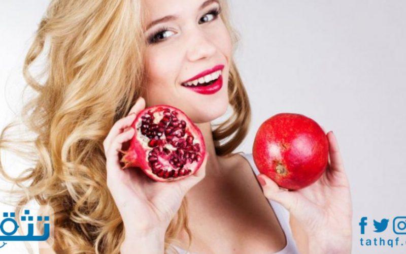 فوائد قشر الرمان للشعر يمنع التساقط وله العديد من المزايا التي تجعل الشعر مثاليًا