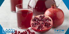فوائد قشر الرمان المغلي للبشرة والشعر والمعدة