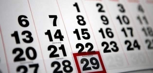 كم عدد ايام السنة الميلادية .. أسماء شهور السنة وسبب تسميتها بهذا الاسم