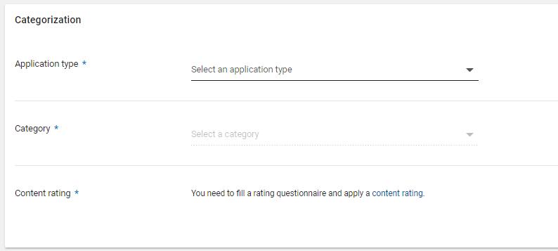 تابع كيفية رفع تطبيق أندرويد على جوجل بلاي