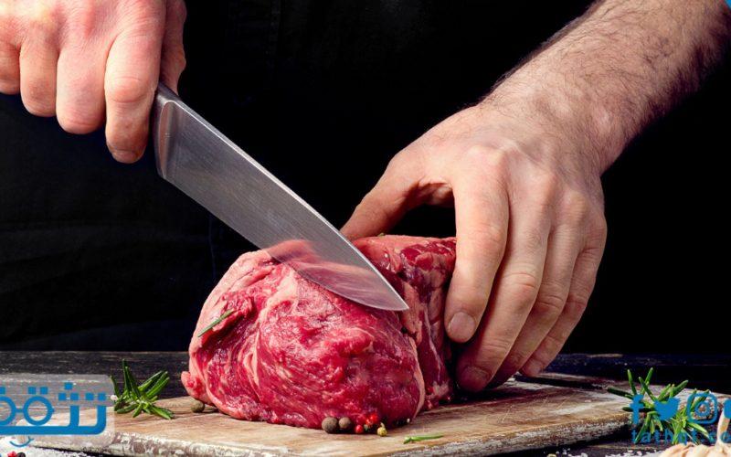 رؤية اللحم في المنام لابن شاهين وابن سيرين والنابلسي