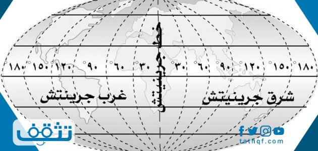 خطوط الطول تفيد في المناخ والتوقيت وتحديد المواقع