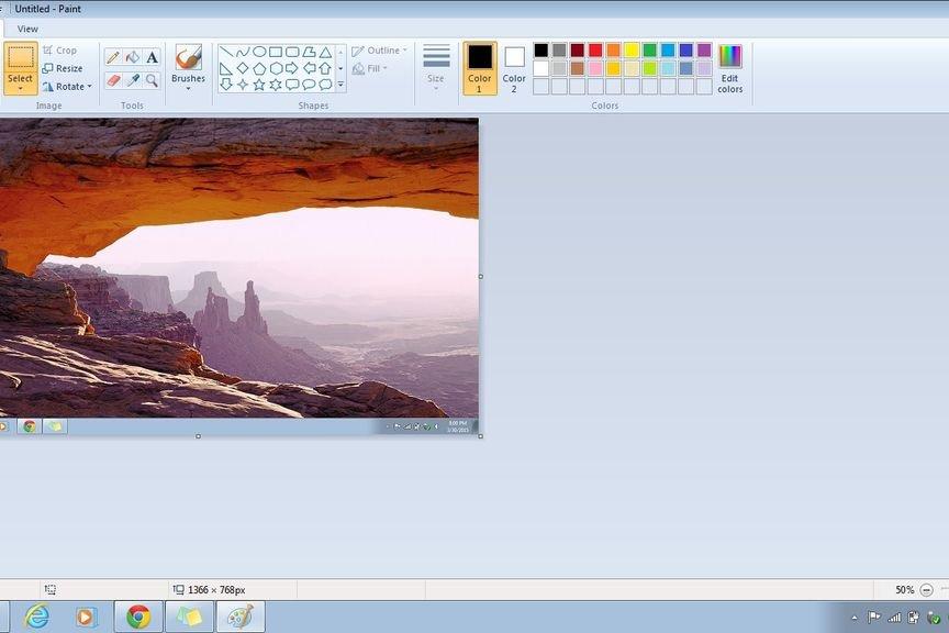 كيفية تصوير شاشة الكمبيوتر من الكيبورد