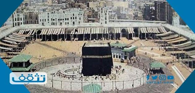 أول من حمل لقب خادم الحرمين الشريفين من ملوك السعودية